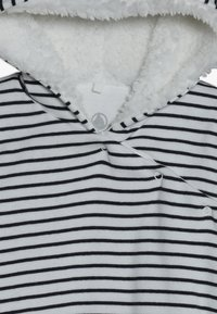 Petit Bateau - COMBINAISON BABY - Overall / Jumpsuit - marshmallow/smoking - 4