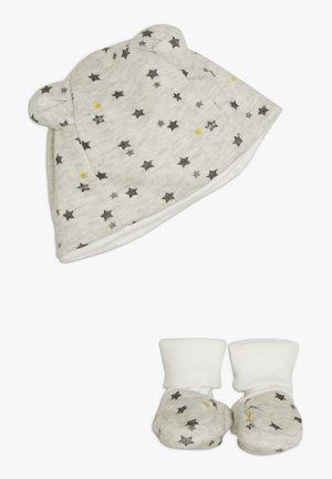 BONNET CHAUSS BABY - Gorro - white