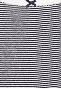 Petit Bateau - LOT 2 PACK  - Caraco - white/blue - 4