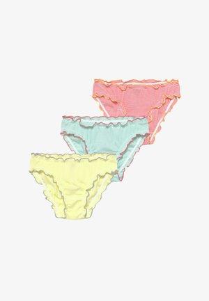 CULLOTTES 3 PACK - Braguitas - multi-coloured