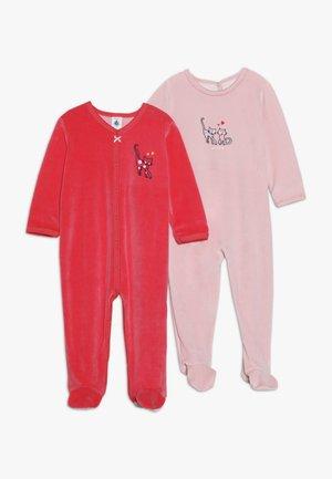 BIEN BABY 2 PACK - Pyjamas - rose