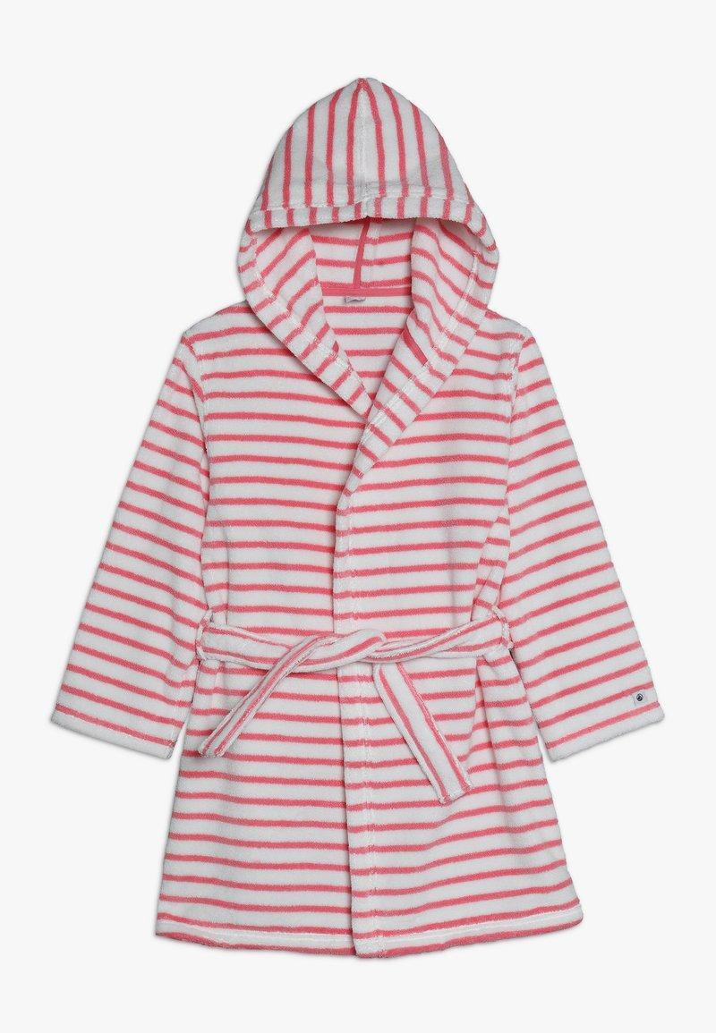 Petit Bateau - BABEL - Albornoz - pink/white