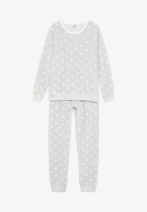 CONSTELLA - Pyjama - beluga/marshmallow