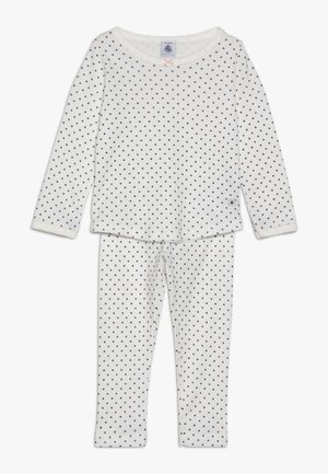 CREPUSCULE - Pyjama set - marshmallow/major