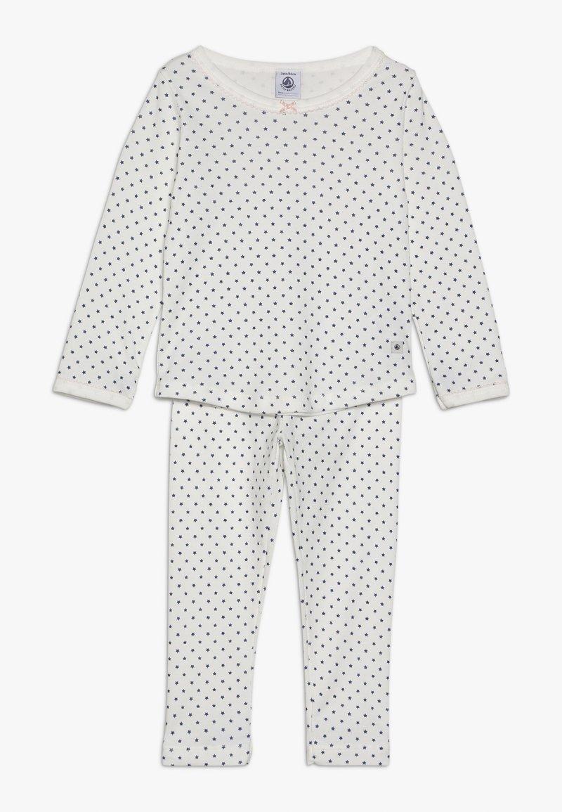 Petit Bateau - CREPUSCULE - Pijama - marshmallow/major