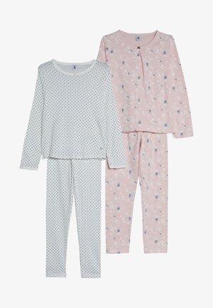 LOT CREPUS 2 PACK - Pyjama set - white