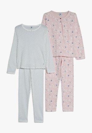 LOT CREPUS 2 PACK - Pyjamas - white