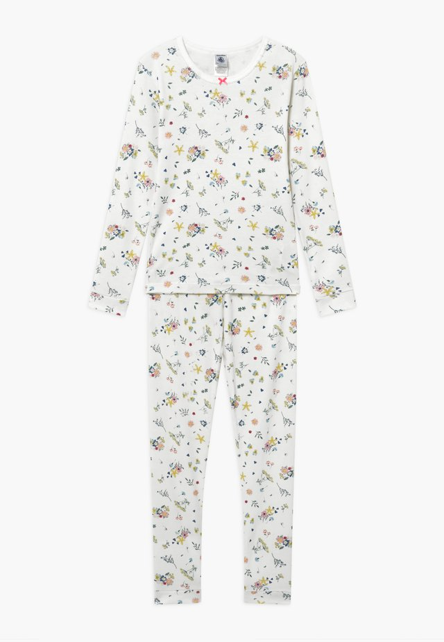 Pyjamas - white/multi-coloured