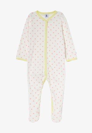 DORS BIEN - Pyjama - marshmallow/gretel