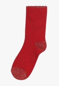Petit Bateau - CHAUSSETTES 5 PACK - Socks - red/white/dark blue - 1