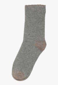 Petit Bateau - CHAUSS 5 PACK - Socks - mottled grey/light pink - 4