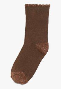 Petit Bateau - CHAUSS 5 PACK - Socks - mottled grey/light pink - 2