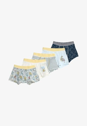 BOXERS 5 PACK  - Pants - blue