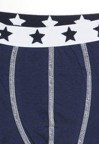 Petit Bateau - BOXERS 2 PACK - Pants - white/blue - 5