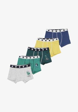 BOXERS 5 PACK - Pants - multicolor