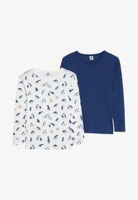 Petit Bateau - 2 PACK - Camiseta interior - white - 3
