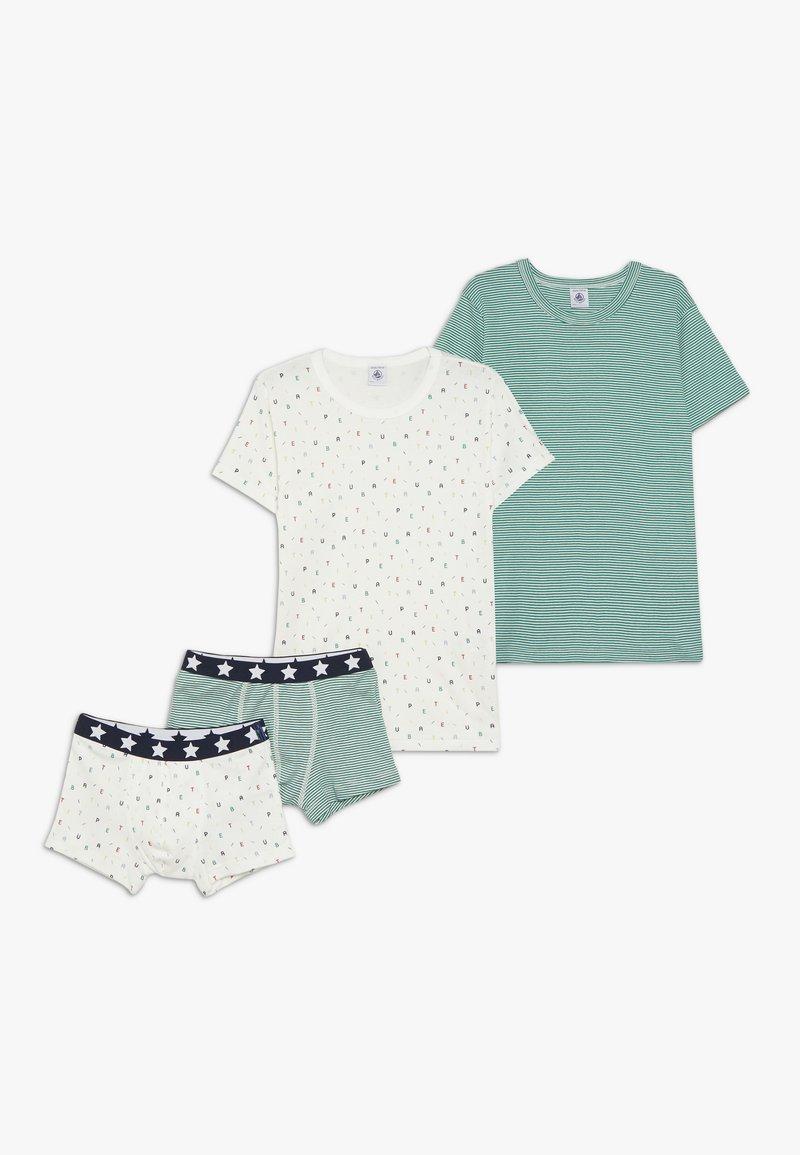 Petit Bateau - 2 PACK - Conjunto de ropa interior - white