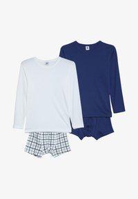 Petit Bateau - LOT CARREA 2 PACK - Underwear set - white - 5