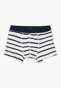 Petit Bateau - 2 PACK - Pants - white/blue - 2