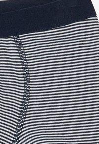 Petit Bateau - 2 PACK - Pants - white/blue - 4