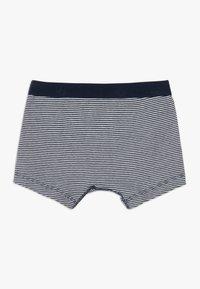Petit Bateau - 2 PACK - Pants - white/blue - 1
