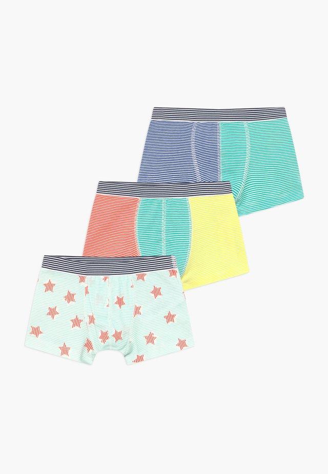 BOXERS 3 PACK - Panties - multi-coloured