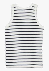 Petit Bateau - DEBARDEURS 2 PACK - Undershirt - white/blue - 1