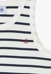 Petit Bateau - DEBARDEURS 2 PACK - Undershirt - white/blue - 4