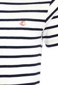Petit Bateau - 2 PACK - Undershirt - white/blue - 4