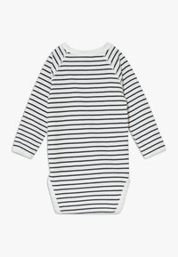 Petit Bateau - NAISS 3 PACK - Body - marshmallow/smoking - 1