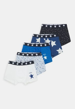 BOXERS 5 PACK - Pants - dark blue/white/blue