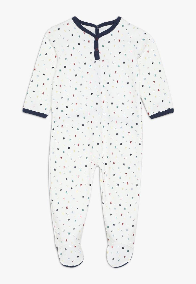 Petit Bateau - DORS BIEN BABY - Pyjama - marshmallow/multico