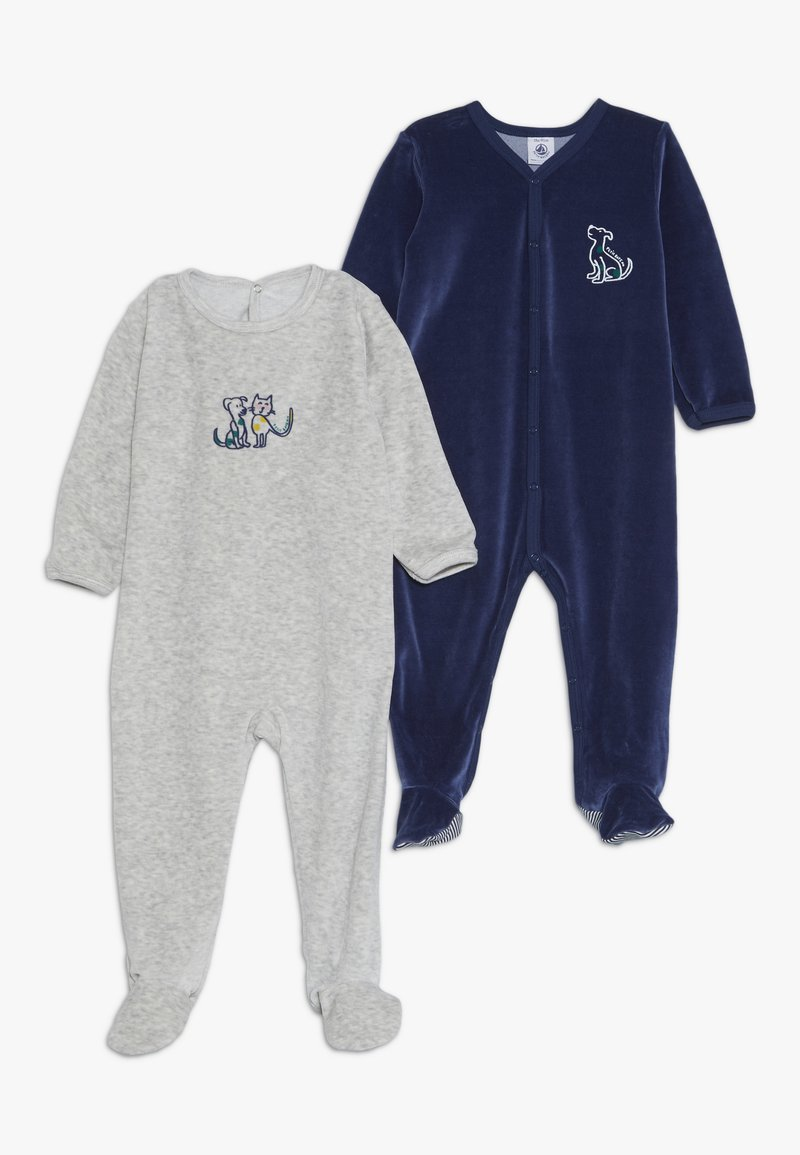 Petit Bateau - DORS BIEN BABY 2 PACK  - Pijama - multi-coloured