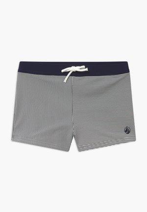 FOCEAN - Badehose Pants - dark blue/white