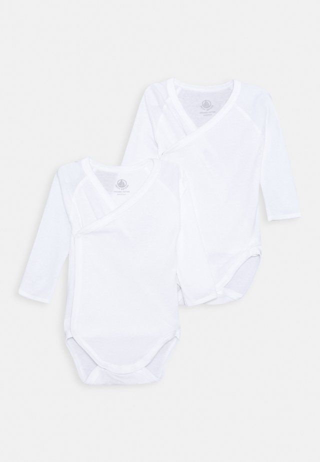 2 PACK - Body - white