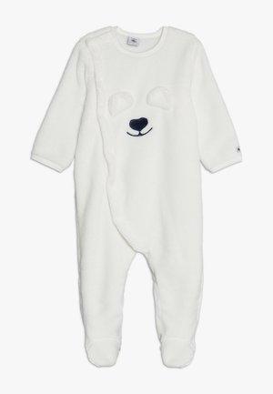 COMBI CHAUD BABY - Pyjama - marshmallow
