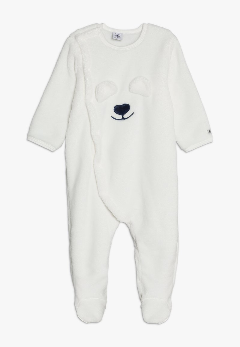 Petit Bateau - COMBI CHAUD BABY - Pyjama - marshmallow