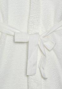 Petit Bateau - CAPUCHE - Dressing gown - marshmallow - 4