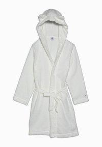 Petit Bateau - CAPUCHE - Dressing gown - marshmallow - 0