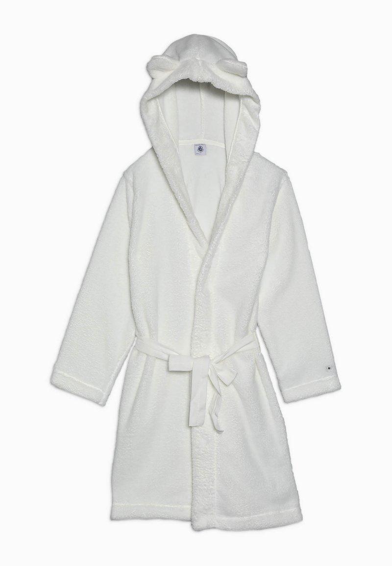 Petit Bateau - CAPUCHE - Dressing gown - marshmallow