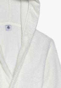 Petit Bateau - CAPUCHE - Dressing gown - marshmallow - 2