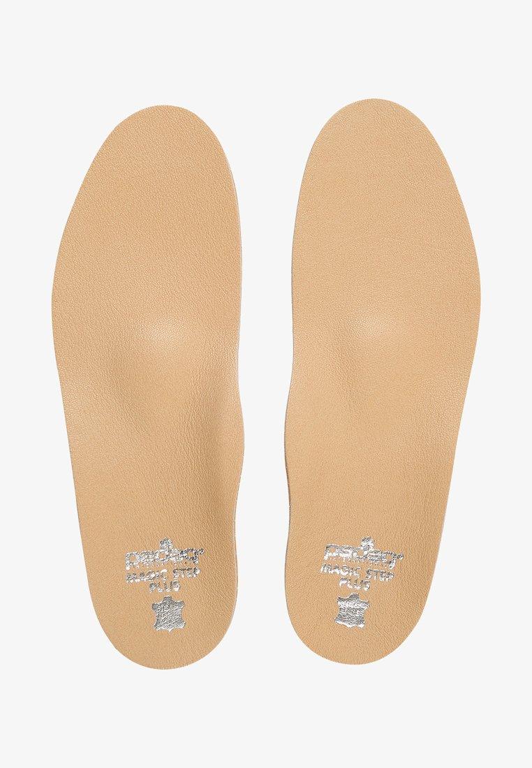 Pedag - MAGIC STEP PLUS - Vložky do bot - brown