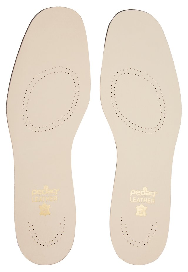 Insole - brown