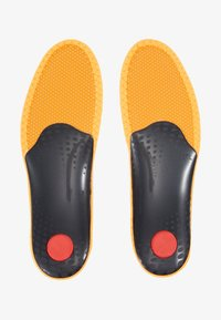 Pedag - SNEAKER MAGIC STEP - Insole - grey/orange - 1