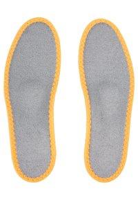 Pedag - SNEAKER MAGIC STEP - Insole - grey/orange - 0