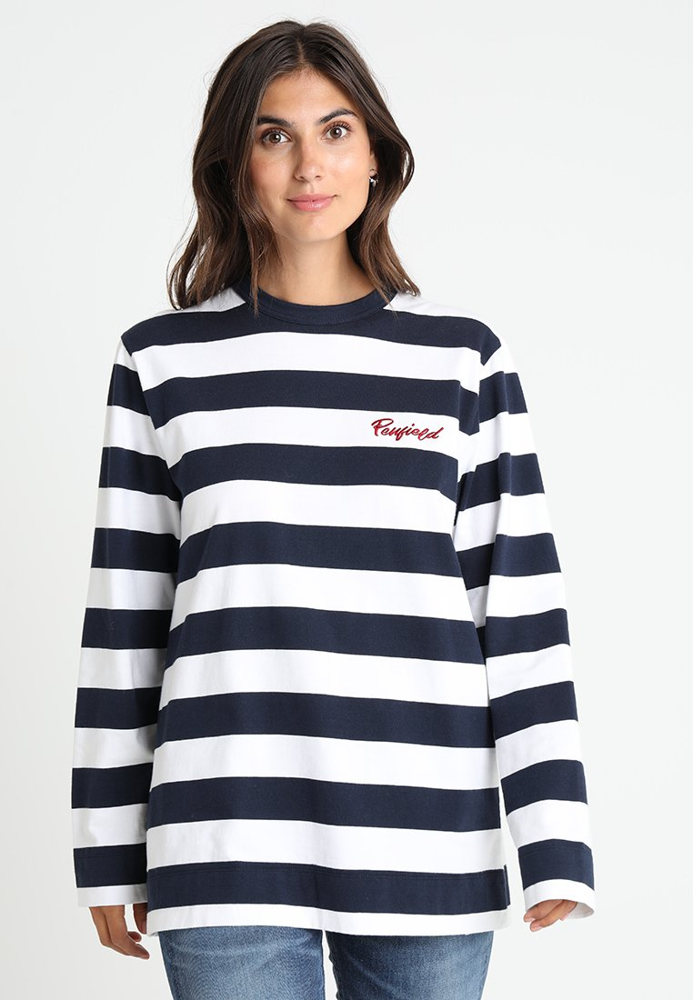 Penfield - REED - Long sleeved top - white