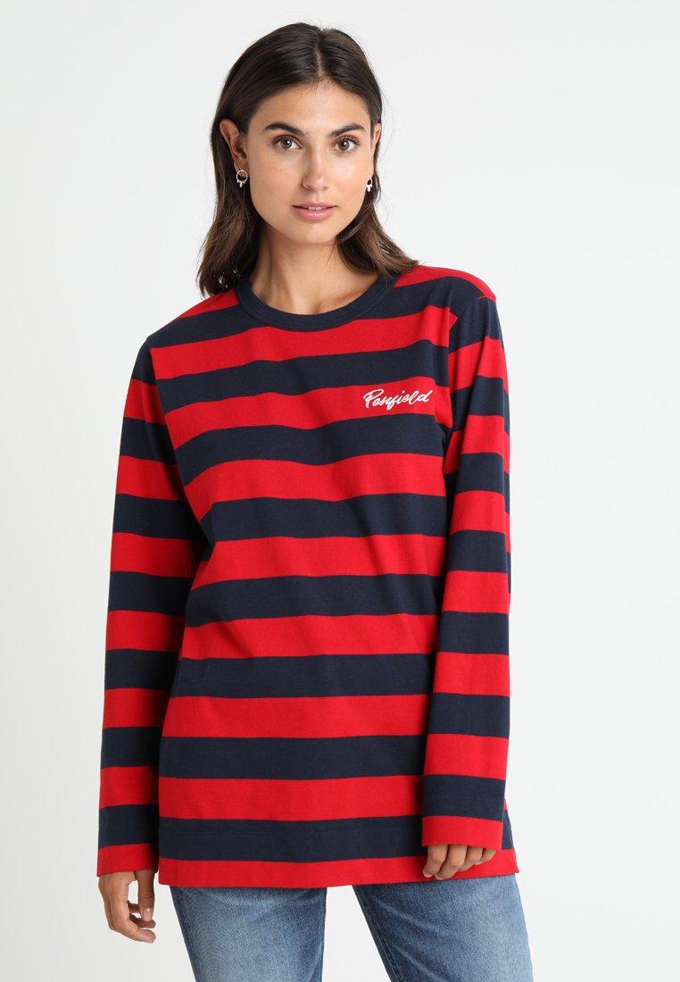 Penfield - REED - Langærmede T-shirts - mars red