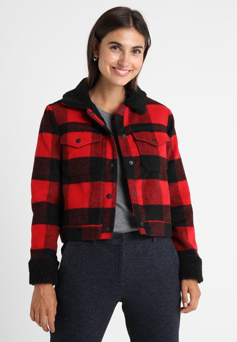 Penfield - BARTON - Light jacket - red