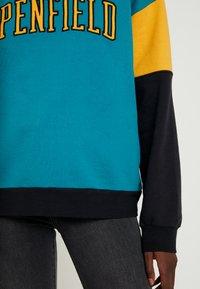 Penfield - WINSLOW - Sweatshirt - dark teal - 3