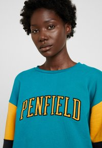 Penfield - WINSLOW - Sweatshirt - dark teal - 5